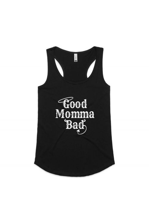 Good Momma Bad Black Ladies Tank by Andrew Farriss