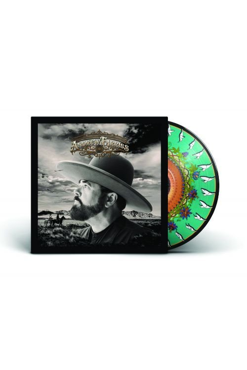 Andrew Farriss - Andrew Farriss Limited Edition Picture Disc (LP) by Andrew Farriss